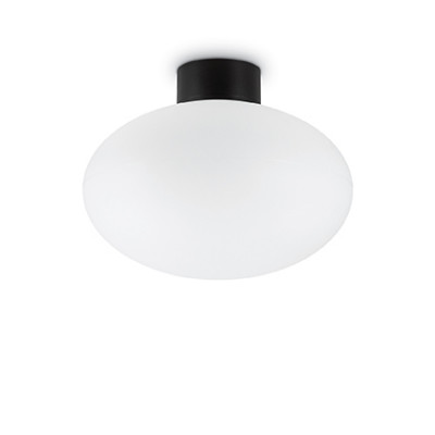 Ideal Lux - Garden - Armony PL1 - Ceiling lamp - Black - LS-IL-149462