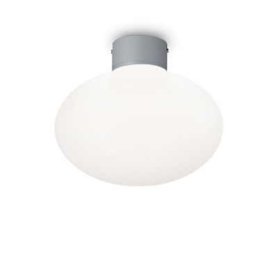 Ideal Lux - Garden - Armony PL1 - Ceiling lamp - Grey - LS-IL-149479