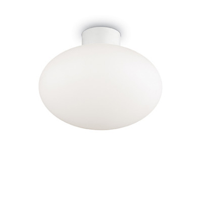 Ideal Lux - Garden - Armony PL1 - Ceiling lamp - White - LS-IL-144221