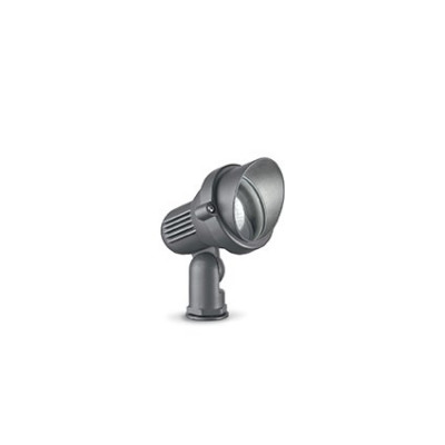 Ideal Lux - Garden - TERRA PT1 SMALL - Garden lights - Anthracite - LS-IL-033037