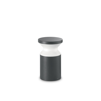 Ideal Lux - Garden - Torre PT1 Small - Bollard for outdoors small - Anthracite - LS-IL-158891