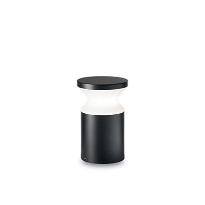 Ideal Lux - Garden - Torre PT1 Small - Bollard for outdoors small - Black - LS-IL-186979