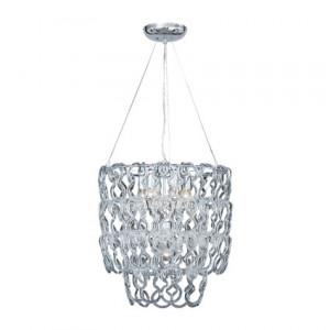 Ideal Lux - Glass - ALBA SP7 - Pendant lamp