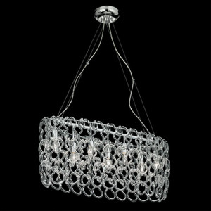 Ideal Lux - Glass - NIAGARA SP7 - Pendant lamp