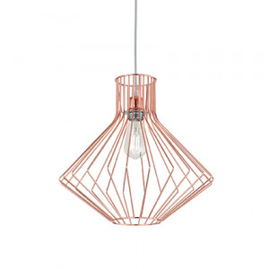 Ideal Lux - Industrial - Ampolla-4 SP1 - Pendant lamp