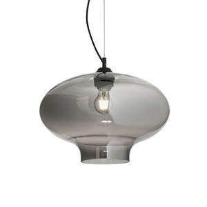 Ideal Lux - Industrial - Bistro SP1 Round - Pendant lamp