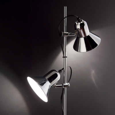 Ideal Lux - Industrial - POLLY PT2 - Floor lamp