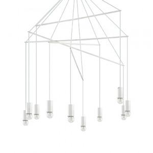 Ideal Lux - Industrial - Pop SP10 - Pendant lamp