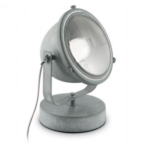 Ideal Lux - Industrial - Reflector TL1 - Table lamp