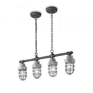 Ideal Lux - Industrial - Tnt SP4 - Pendant lamp