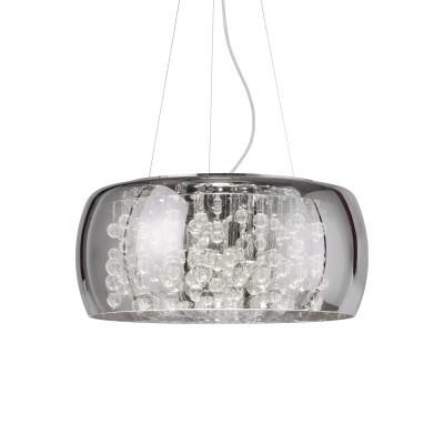 Ideal Lux - Luxury - AUDI-80 SP8 - Pendant lamp - None - LS-IL-197654