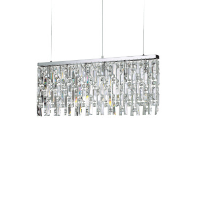 Ideal Lux - Luxury - Elisir SP6 LED - Chandelier - None - LS-IL-199993 - Diffused