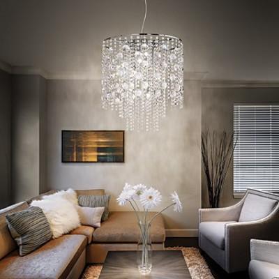 Ideal Lux - Luxury - EVASIONE SP8 - Pendant lamp