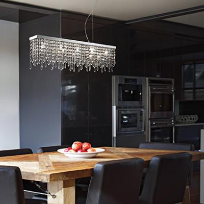 Ideal Lux - Luxury - Giada Clear SP7 - Pendant lamp