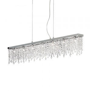 Ideal Lux - Luxury - Giada Clear SP7 - Pendant lamp