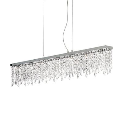 Ideal Lux - Luxury - Giada Clear SP7 - Pendant lamp - Transparent - LS-IL-098739