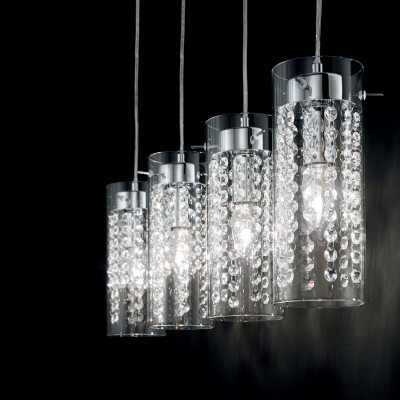 Ideal Lux - Luxury - IGUAZU' SP4 - Pendant lamp