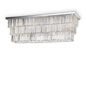 Ideal Lux - Luxury - Martinez PL8 - Ceiling lamp