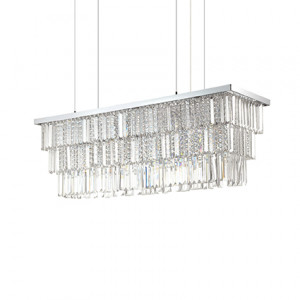 Ideal Lux - Luxury - Martinez SP8 - Pendant lamp