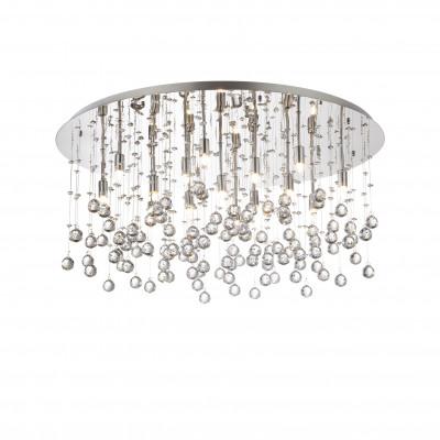 Ideal Lux - Luxury - MOONLIGHT PL15 - Ceiling lamp - Chrome - LS-IL-077819