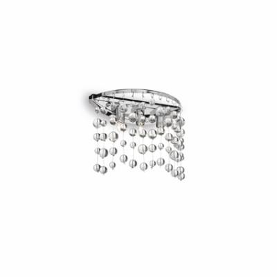 Ideal Lux - Luxury - NEVE AP3 - Wall applique - Chrome - LS-IL-033938