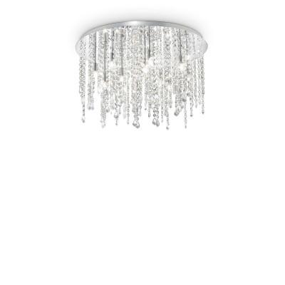 Ideal Lux - Luxury - ROYAL PL12 - Ceiling lamp - Chrome - LS-IL-053004
