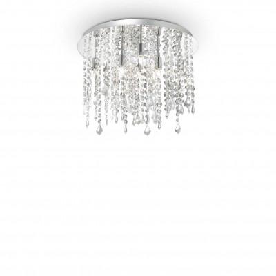 Ideal Lux - Luxury - ROYAL PL8 - Ceiling lamp - Chrome - LS-IL-052991