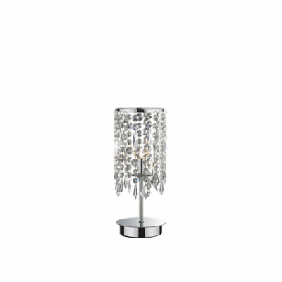 Ideal Lux - Luxury - ROYAL TL1 - Table lamp - Chrome - LS-IL-053028