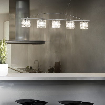 Ideal Lux - Luxury - SPIRIT SP5 - Pendant lamp