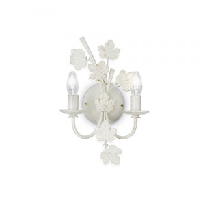 Ideal Lux - Middle Ages - Champagne AP2 - Wall lamp