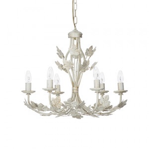 Ideal Lux - Middle Ages - Champagne SP6 - Pendant lamp