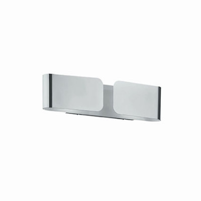 Ideal Lux - Minimal - CLIP AP2 MINI - Applique - Chrome - LS-IL-049229