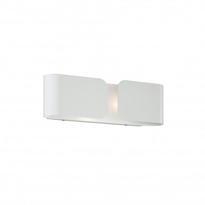 Ideal Lux - Minimal - CLIP AP2 MINI - Applique - White - LS-IL-049236