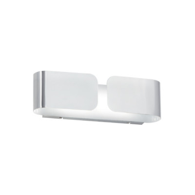 Ideal Lux - Minimal - CLIP AP2 SMALL - Applique - Chrome - LS-IL-031361