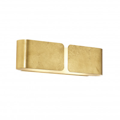 Ideal Lux - Minimal - CLIP AP2 SMALL - Applique - Gold - LS-IL-088266