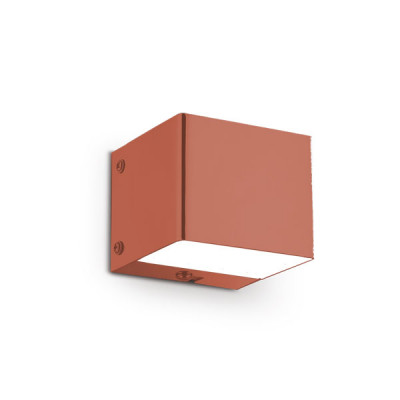 Ideal Lux - Minimal - FLASH AP1 - Applique - Cor-ten steel - LS-IL-169118