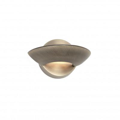 Ideal Lux - Minimal - LUMINA AP1 - Applique - Burnished - LS-IL-002507
