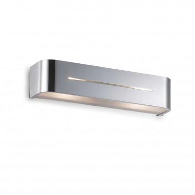 Ideal Lux - Minimal - POSTA AP2 - Applique - Chrome - LS-IL-051932