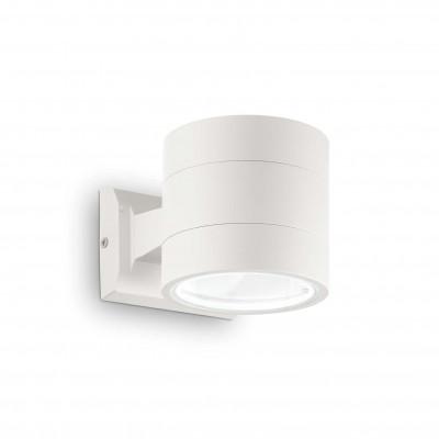 Ideal Lux - Minimal - SNIF AP1 BIG - Applique - White - LS-IL-144283