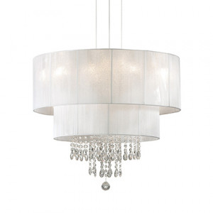 Ideal Lux - Organza - OPERA SP6 - Pendant lamp