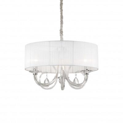 Ideal Lux - Organza - SWAN SP3 - Pendant lamp - White - LS-IL-035840