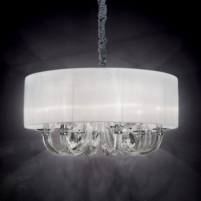 Ideal Lux - Organza - SWAN SP6 - Pendant lamp