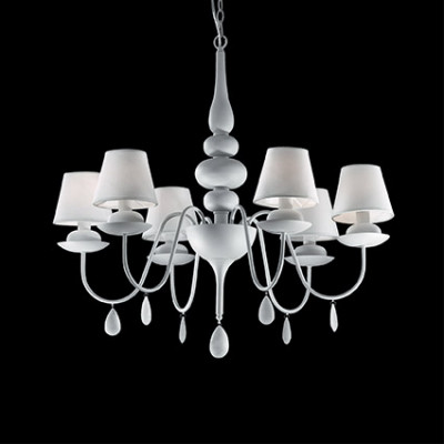 Ideal Lux - Provence - BLANCHE SP6 - Pendant lamp