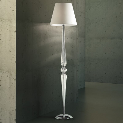 Ideal Lux - Provence - DOROTHY PT1 - Floor lamp - Transparent - LS-IL-035369