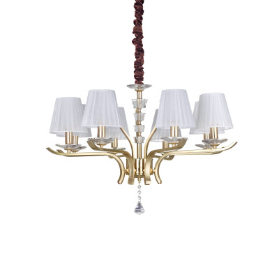 Ideal Lux - Provence - PEGASO SP8 - Classi pendant lamp - None - LS-IL-197739