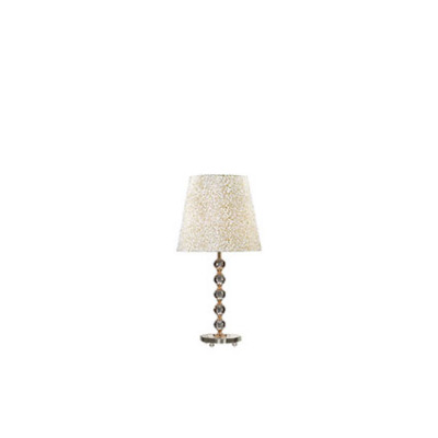 Ideal Lux - Provence - QUEEN TL1 BIG - Table lamp - Gold - LS-IL-077758