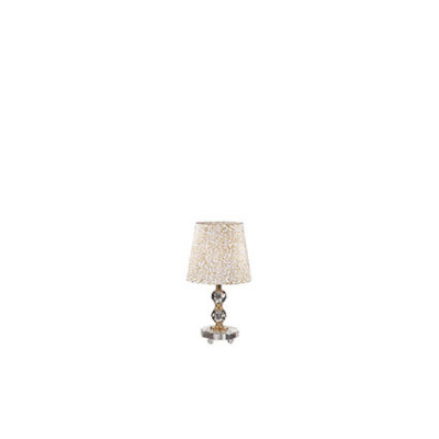 Ideal Lux - Provence - QUEEN TL1 SMALL - Table lamp - Gold - LS-IL-077734