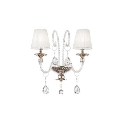 Romantik Ap2 Clic Wall Lamp