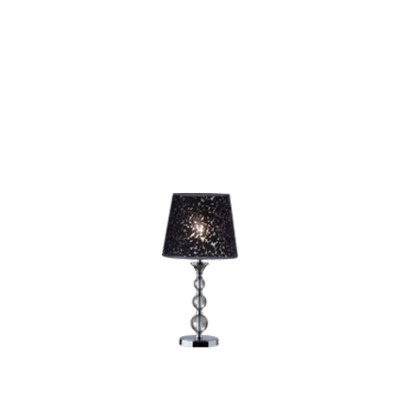 Ideal Lux - Provence - STEP TL1 SMALL - Table lamp - Black - LS-IL-032320