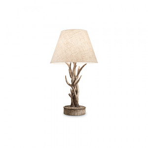 Ideal Lux - Rustic - Chalet TL1 - Table lamp